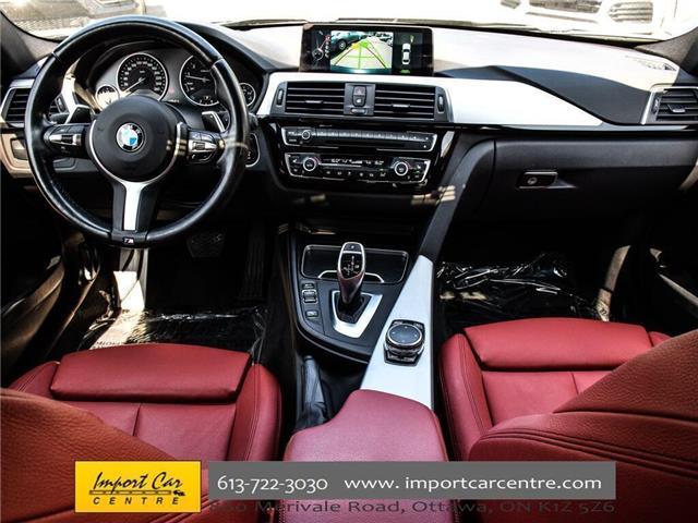2016 BMW 340i xDrive (Stk: 703292) in Ottawa - Image 23 of 30