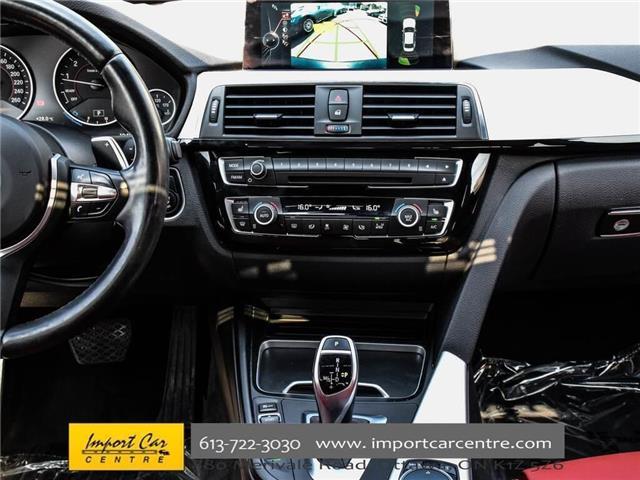 2016 BMW 340i xDrive (Stk: 703292) in Ottawa - Image 25 of 30