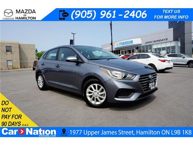 2019 Hyundai Accent  (Stk: DR148) in Hamilton - Image 1 of 35
