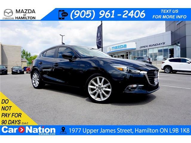 2018 Mazda Mazda3 Sport GT (Stk: HN2260A) in Hamilton - Image 1 of 37
