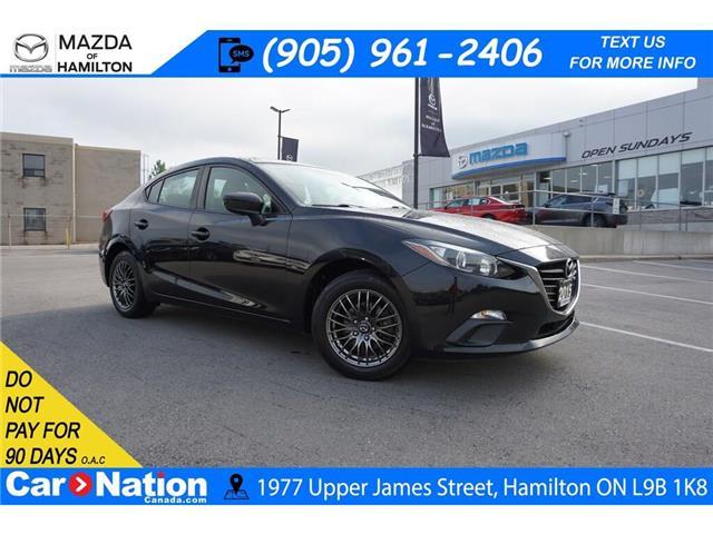 2015 Mazda Mazda3 GX (Stk: HN1991A) in Hamilton - Image 1 of 31