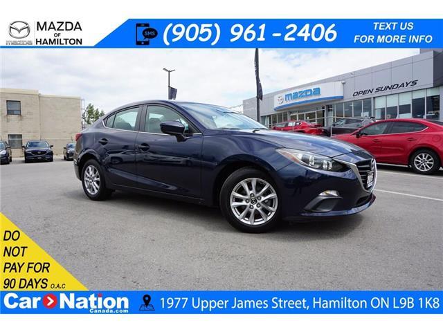 2015 Mazda Mazda3 GS (Stk: HU856) in Hamilton - Image 1 of 31