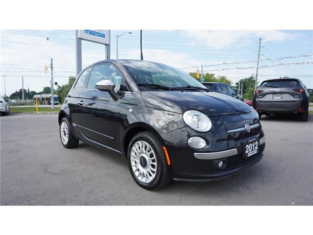 2012 Fiat 500 Lounge (Stk: HN2264A) in Hamilton - Image 4 of 32