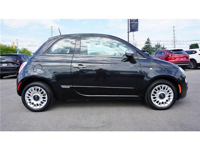 2012 Fiat 500 Lounge (Stk: HN2264A) in Hamilton - Image 5 of 32