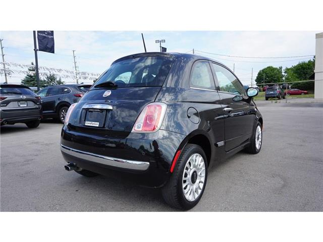 2012 Fiat 500 Lounge (Stk: HN2264A) in Hamilton - Image 6 of 32