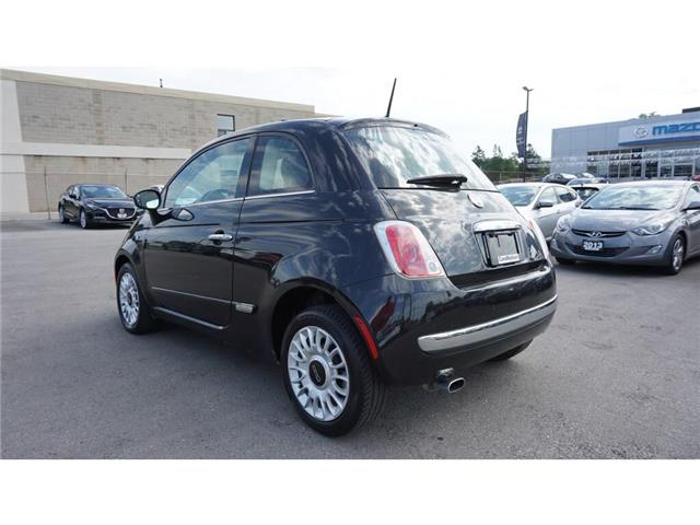 2012 Fiat 500 Lounge (Stk: HN2264A) in Hamilton - Image 8 of 32