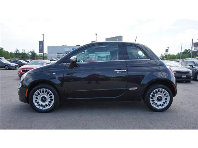 2012 Fiat 500 Lounge (Stk: HN2264A) in Hamilton - Image 9 of 32