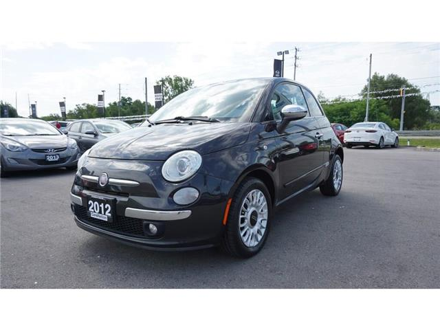2012 Fiat 500 Lounge (Stk: HN2264A) in Hamilton - Image 10 of 32