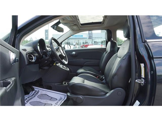 2012 Fiat 500 Lounge (Stk: HN2264A) in Hamilton - Image 14 of 32