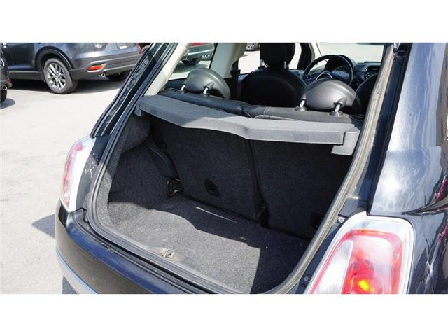 2012 Fiat 500 Lounge (Stk: HN2264A) in Hamilton - Image 22 of 32
