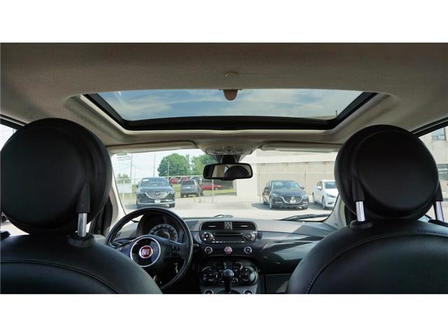 2012 Fiat 500 Lounge (Stk: HN2264A) in Hamilton - Image 23 of 32