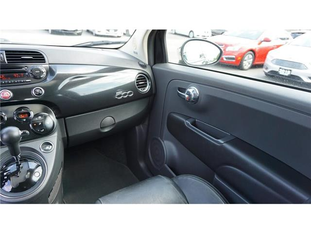 2012 Fiat 500 Lounge (Stk: HN2264A) in Hamilton - Image 26 of 32