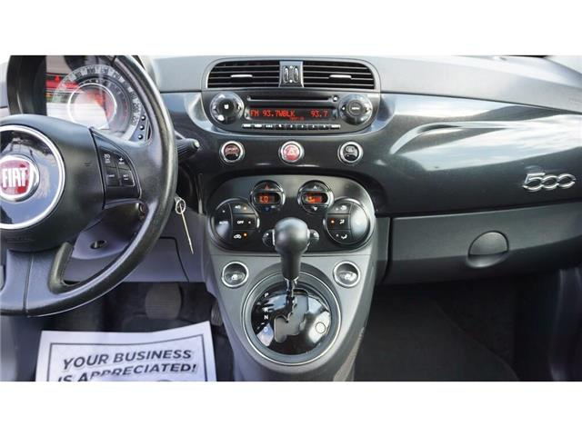 2012 Fiat 500 Lounge (Stk: HN2264A) in Hamilton - Image 27 of 32