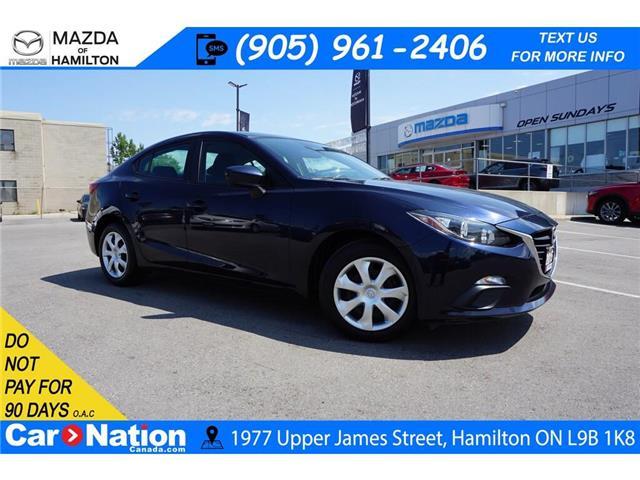 2015 Mazda Mazda3 GX (Stk: HU851) in Hamilton - Image 1 of 28