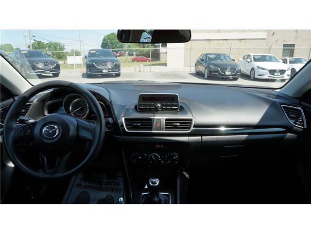2015 Mazda Mazda3 GX (Stk: HU851) in Hamilton - Image 9 of 28