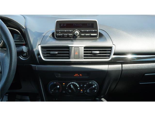 2015 Mazda Mazda3 GX (Stk: HU851) in Hamilton - Image 10 of 28