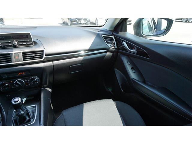 2015 Mazda Mazda3 GX (Stk: HU851) in Hamilton - Image 11 of 28