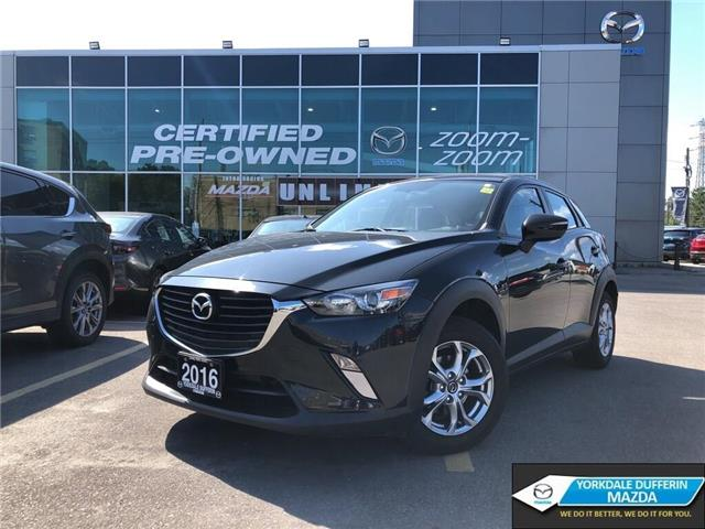 2016 Mazda CX-3 GS (Stk: P1934) in Toronto - Image 1 of 21