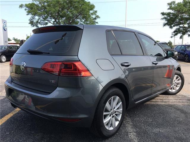 2015 Volkswagen Golf Trendline (Stk: 5882V) in Oakville - Image 5 of 25