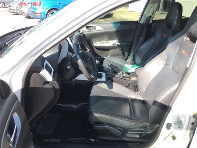 2010 Subaru Impreza WRX (Stk: 5965V) in Oakville - Image 11 of 14