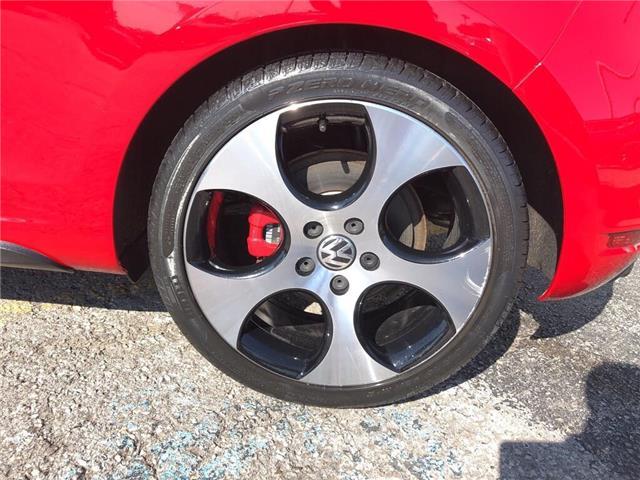 2011 Volkswagen Golf GTI 3-Door (Stk: 5968V) in Oakville - Image 10 of 19