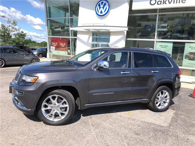 2016 Jeep Grand Cherokee Summit (Stk: 5946V) in Oakville - Image 2 of 19