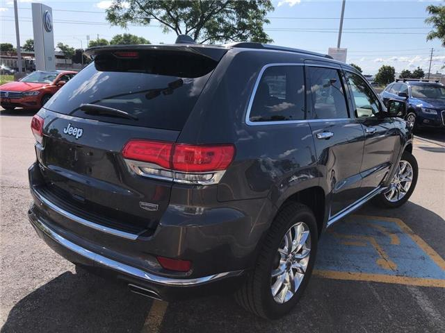 2016 Jeep Grand Cherokee Summit (Stk: 5946V) in Oakville - Image 4 of 19