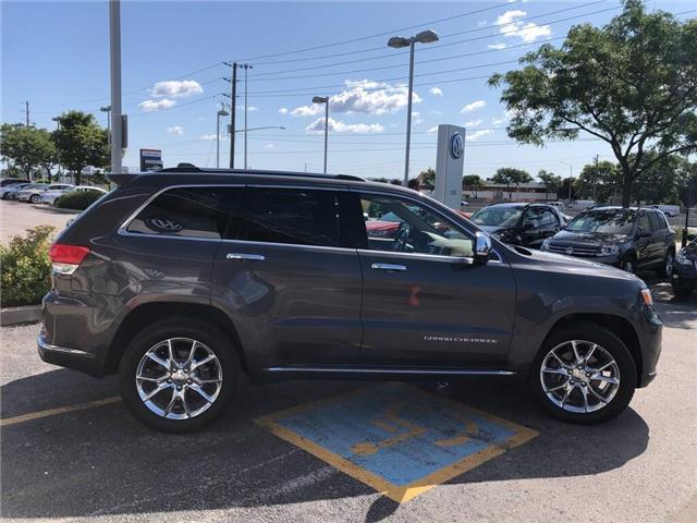 2016 Jeep Grand Cherokee Summit (Stk: 5946V) in Oakville - Image 6 of 19