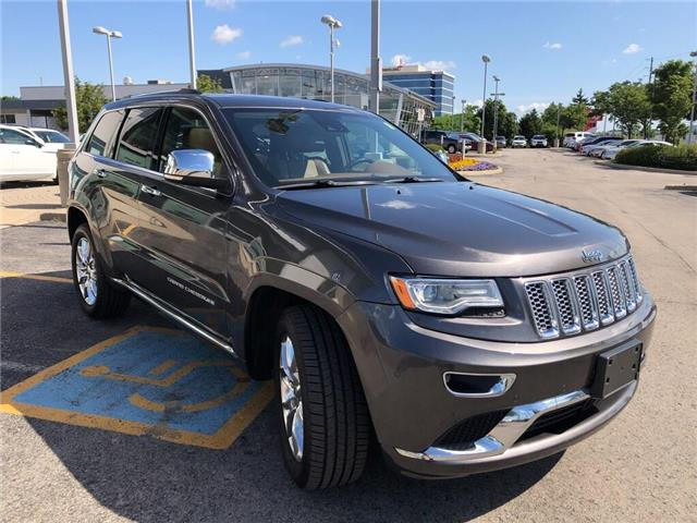 2016 Jeep Grand Cherokee Summit (Stk: 5946V) in Oakville - Image 7 of 19