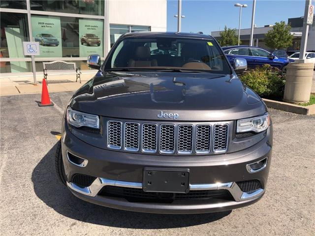 2016 Jeep Grand Cherokee Summit (Stk: 5946V) in Oakville - Image 8 of 19