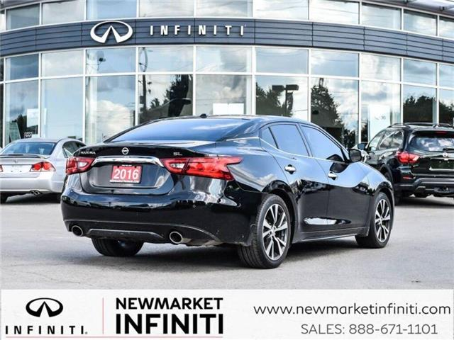 2016 Nissan Maxima  (Stk: UI1221) in Newmarket - Image 6 of 26