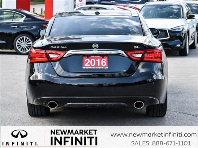2016 Nissan Maxima  (Stk: UI1221) in Newmarket - Image 9 of 26