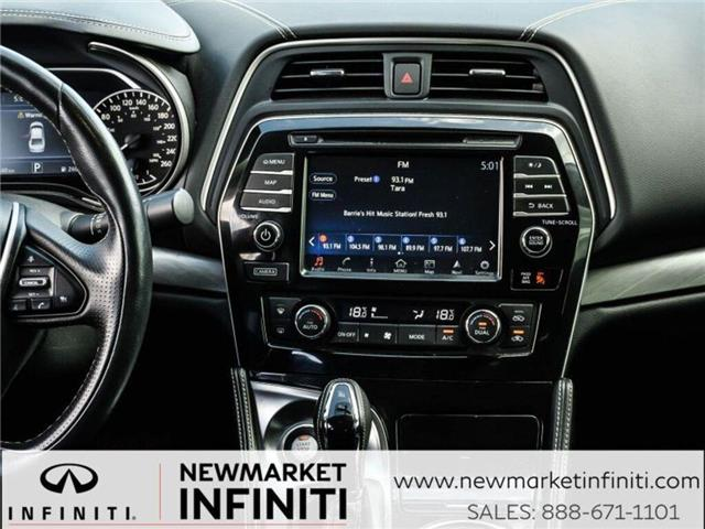 2016 Nissan Maxima  (Stk: UI1221) in Newmarket - Image 20 of 26