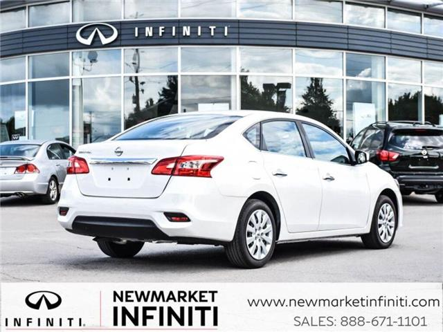 2017 Nissan Sentra S (Stk: UI1236) in Newmarket - Image 6 of 19