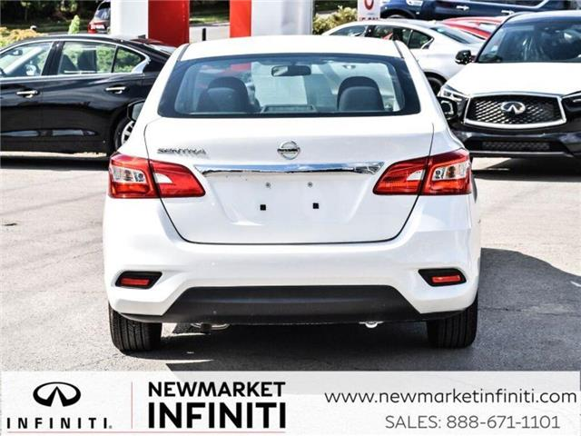 2017 Nissan Sentra S (Stk: UI1236) in Newmarket - Image 7 of 19