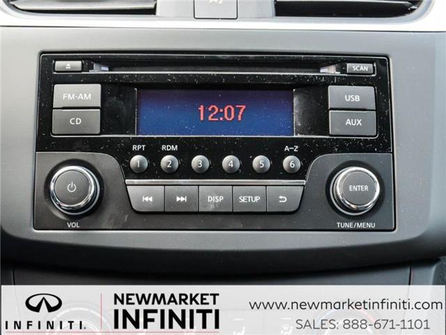 2017 Nissan Sentra S (Stk: UI1236) in Newmarket - Image 18 of 19