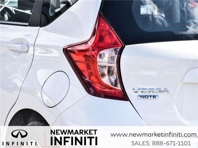 2018 Nissan Versa Note S (Stk: UI1232) in Newmarket - Image 7 of 20
