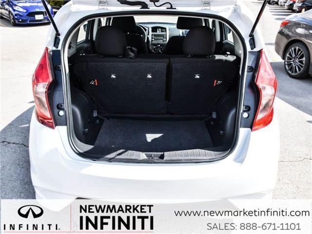 2018 Nissan Versa Note S (Stk: UI1232) in Newmarket - Image 20 of 20