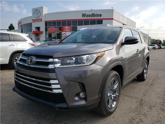 2019 Toyota Highlander Limited (Stk: 9-1164) in Etobicoke - Image 1 of 7