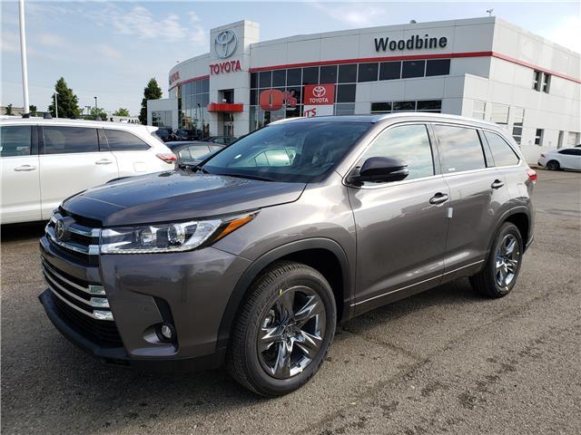 2019 Toyota Highlander Limited (Stk: 9-1164) in Etobicoke - Image 2 of 7