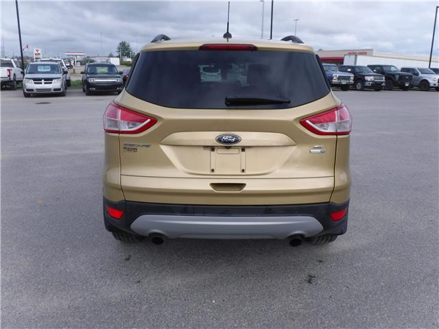 2014 Ford Escape SE (Stk: U-3985) in Kapuskasing - Image 4 of 9