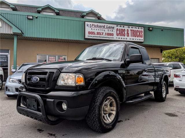 2010 Ford Ranger Sport (Stk: A76906) in Bolton - Image 1 of 19