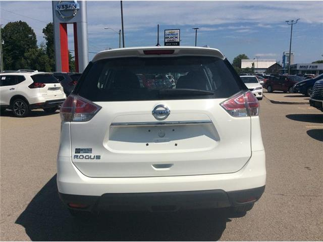 2016 Nissan Rogue S (Stk: 19-143B) in Smiths Falls - Image 4 of 13