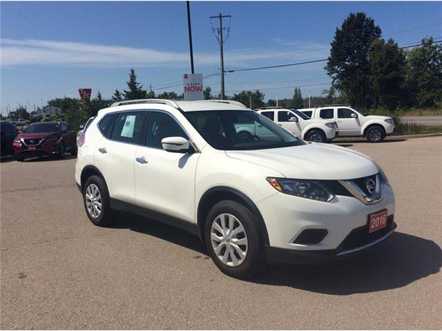 2016 Nissan Rogue S (Stk: 19-143B) in Smiths Falls - Image 6 of 13
