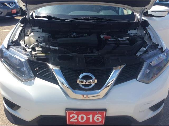 2016 Nissan Rogue S (Stk: 19-143B) in Smiths Falls - Image 11 of 13