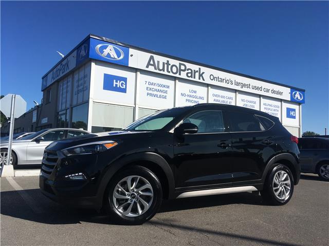 2018 Hyundai Tucson SE 2.0L (Stk: 18-22365) in Brampton - Image 1 of 27