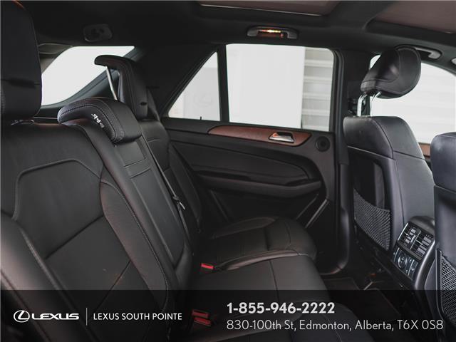 2018 Mercedes-Benz GLE 400 Base (Stk: L900689A) in Edmonton - Image 14 of 25