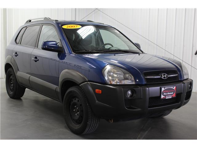 2007 Hyundai Tucson  (Stk: S949321B) in Winnipeg - Image 4 of 21
