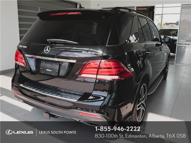 2018 Mercedes-Benz GLE 400 Base (Stk: L900689A) in Edmonton - Image 4 of 25