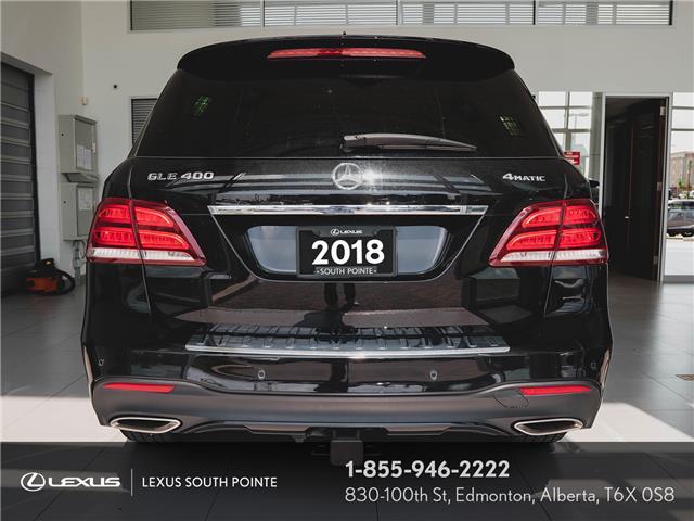 2018 Mercedes-Benz GLE 400 Base (Stk: L900689A) in Edmonton - Image 5 of 25
